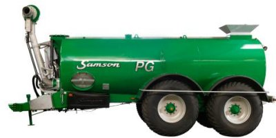 Samson Agro - Model PG 15 - Slurry Tanker