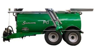 Samson Agro - Model PG 18 - Slurry Tanker