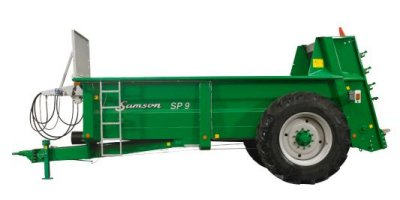 Samson Agro - Model SP 9 - Spreader