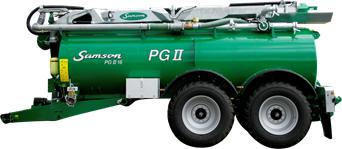 Samson - Model PG II - Slurry Tankers
