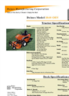 Model 1840 OHV - Overhead Value (OHV) Mowers Brochure