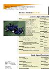 Hydrostatic Transmissions Mowers (HT) Brochure