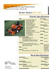 Model 1850 OHV - Overhead Value (OHV) Mowers Brochure
