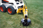 Weed Badger - Model SS600 - Skid-Steer