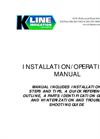 K-Line - Irrigation Systems Manual