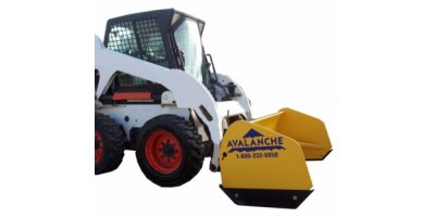 Avalanche - Model SSA(T) 200 Series - Skid Steer Model Pushers/Box Plows