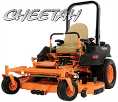 Cheetah - Scag Zero-Turn Riding Mowers