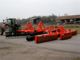 APAXR - Model Driven X - Offset Disc Harrow