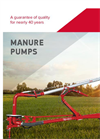Model FP-25 - Liquid Manure Spreader Brochure