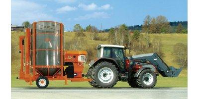 Agrex Spa - Model PRT75  - Mobile Grain Dryers