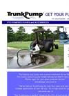 TrunkPump PTO-Powered Pumps Brochure