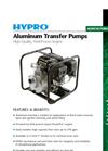Hypro Aluminum Transfer Pumps Brochure