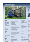 Rottne - Model F10D - Forwarder Brochure