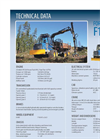 ROTTNE - Model F13D - Forwarder Brochure