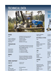 Rottne - Model H14C - Harvester - Brochure