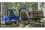 Rottne - Model F10D - Forwarder