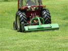 Model 2.2m - Hydraulic Shift Flail Mower