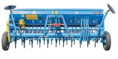 Mecanica Ceahlau - Model SUP 21M - Universal Seed Drill