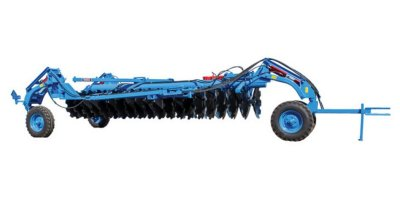 Mecanica Ceahlau - Model GDG 421 - Disc harrow