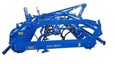 Solaris - Model 4 - Seedbed Cultivators