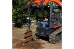 Land Pride - Model SA35 Series - Post Hole Diggers