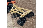 Land Pride - Model DH10 Series - Disc Harrow