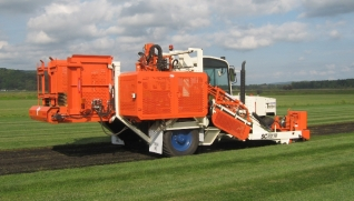 Trebro - Model SC2010 Roll - Harvester