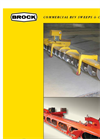 BROCK - ABC Series - Commercial Grain Sweeps Systems  Brochure