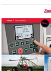 Zimmatic - 9500L - Lateral Move Systems Brochure