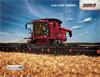 Case IH Axial-Flow Combines- Brochure