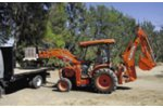 Kuboto - Model TLB Series 21 to 59 Gross HP - Loader and Landscaper Tractors