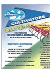 Model SC - 3- Point Field Cultivator Datasheet