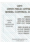 Model OFN-OFM-OFW - Wheel-Controlled Offset Manual