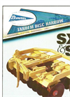 Model SXL - 3-Point Tandem Datasheet
