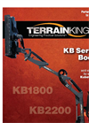 Terrain King - KB1800 & KB2200 - Boom Arm Mower Brochure