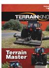 Terrain Master - Flail Mower Brochure