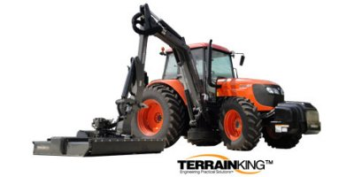 Terrain King - Model KB2200 - Boom Arm Mower