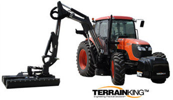 Terrain King - Model KB1800 - Boom Arm Mower