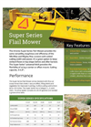 Vrisimo - Model Super Series - Flail Mower Brochure