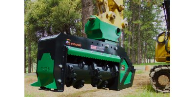 BrushHound - Model FX36 - Defender Forestry Mulcher