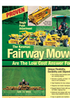 Kesmac - Floating Head Fairway Mower Brochure
