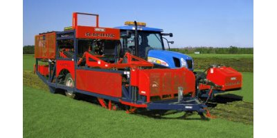 Kesmac - Model SLAB-MATIC 3000 - Automatic Slab Sod Harvester
