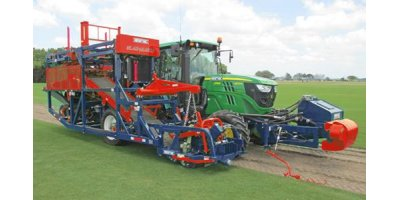 Kesmac SLAB-MATIC  - Model 2700  - Automatic Slab Sod Harvester