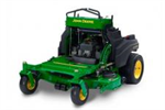 John Deere - Model 647A - Quik-Trak Mowers