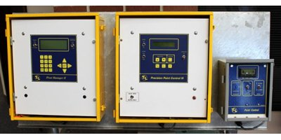 T-L Irrigation - Precision Linear Control Panel