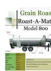 800 Grain Roaster Datasheet