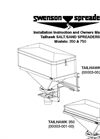 Tailhawk - Tailgate Spreaders Brochure