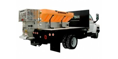 POLYHAWK - Hydraulic Drive Pickup Trucks Spreaders