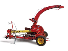 New Holland - Model Crop-Chopper Flail (38) - Harvesters