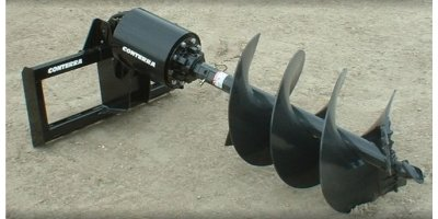 Conterra Industries - Auger Planetary Drive for Skid Steers